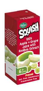 100% Apple + Grape Juice With Rooibos Extract