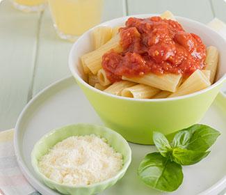 Easy Veggie Pasta Sauce