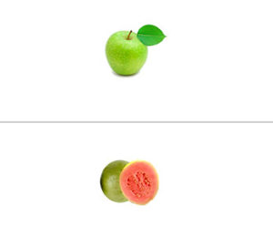 Apple + Guava