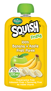 Banana + Apple