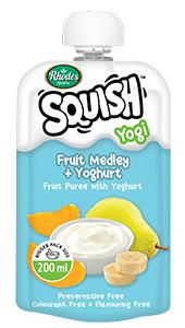 Fruit Medley + Yoghurt